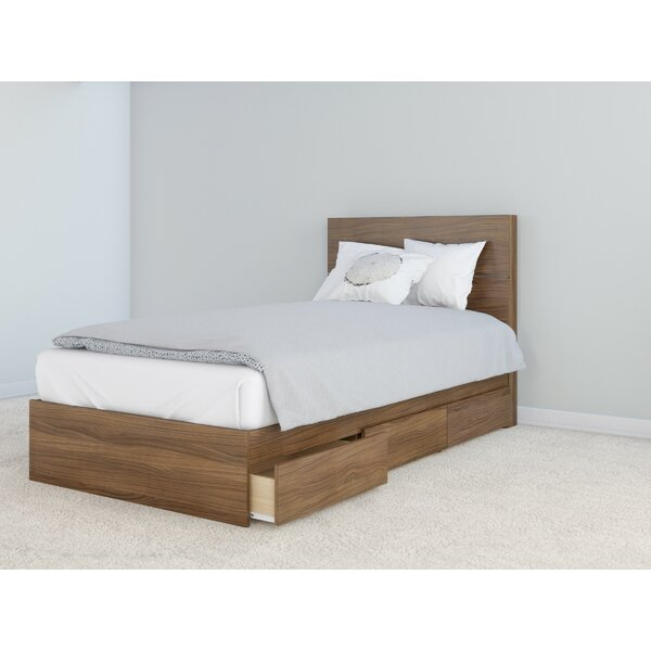 Ralston Storage Platform Bed by Mack & Milo