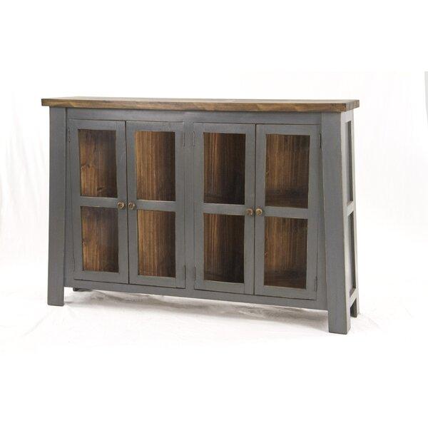Lindahl Display 4 Door Accent Cabinet