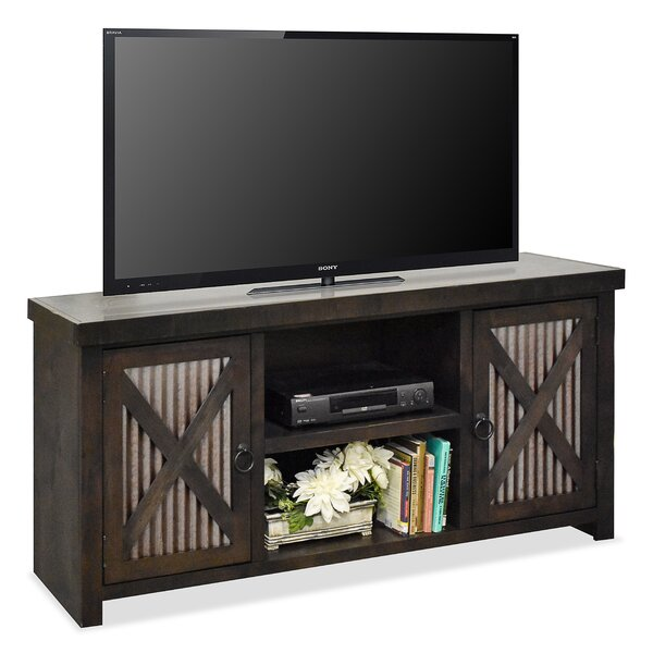 Bettie Solid Wood TV Stand For TVs Up To 70 Inches By Millwood Pines