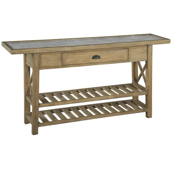 Sofa Table W\Drawer By Hekman
