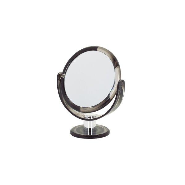 Round Tortoise Vanity Mirror by Danielle Creations