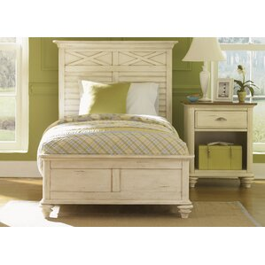 Bridgeview Panel Headboard by Beachcrest Home