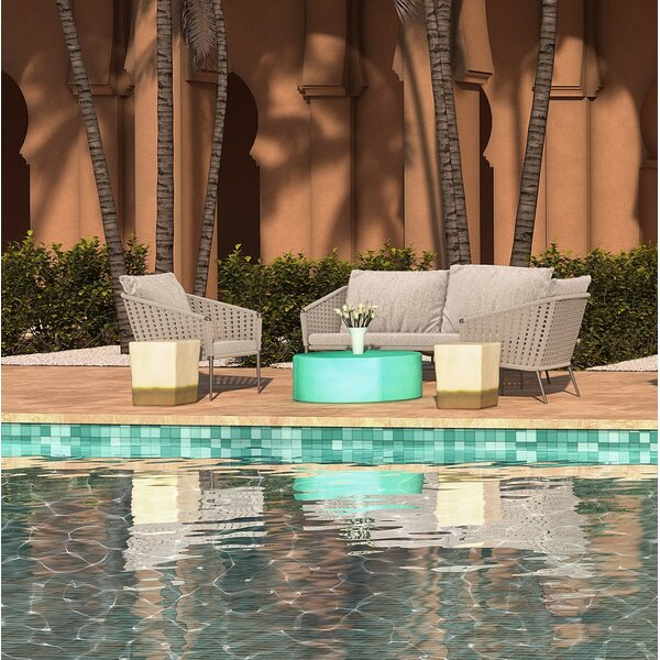 Archipelago Antilles Dream Chaise Lounge with Cushion