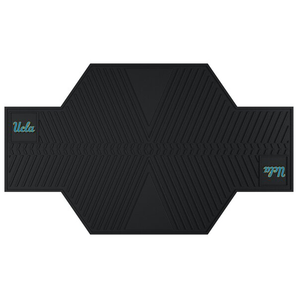 NCAA University of California Los Angeles Motorcycle Garage Flooring Roll in Black by FANMATS