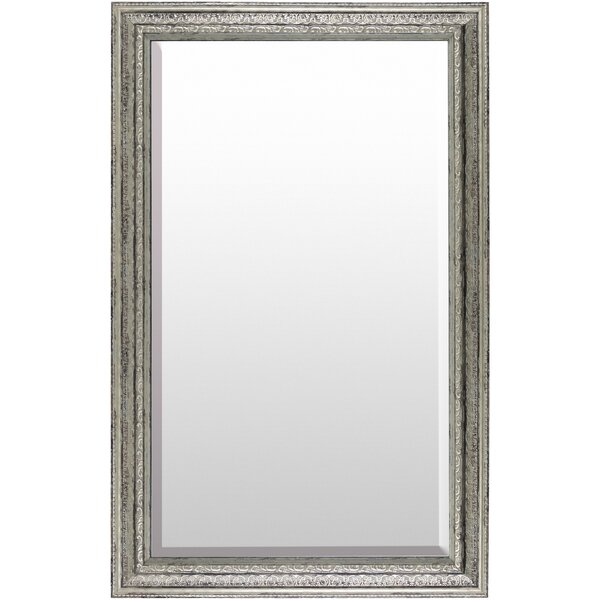 Rectangle Polystyrene Wall Mirror by Darby Home Co