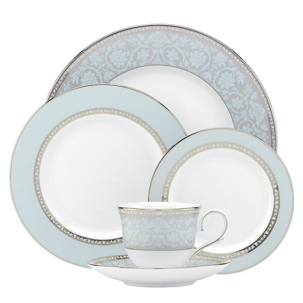 Westmore Bone China 5 Piece Place Setting Set, Service for 1 by Lenox