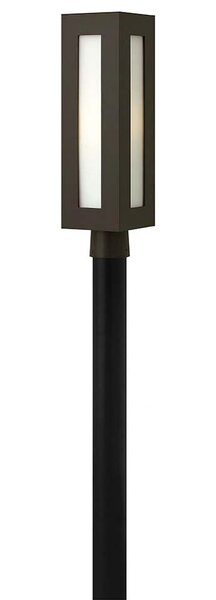 Elswick Outdoor 1-Light Lantern Head by Latitude Run