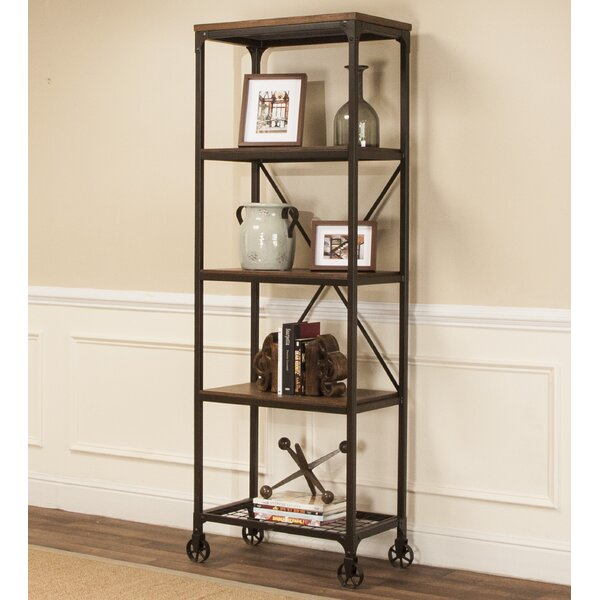 Thibaut Etagere Bookcase by 17 Stories