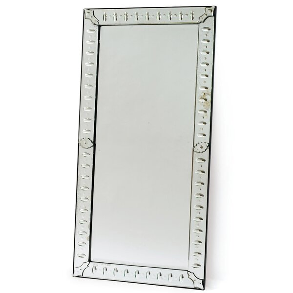 Glass Accent Mirror by One Allium Way