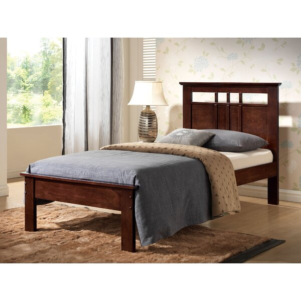 Deems Twin Platform Bed by Charlton Home