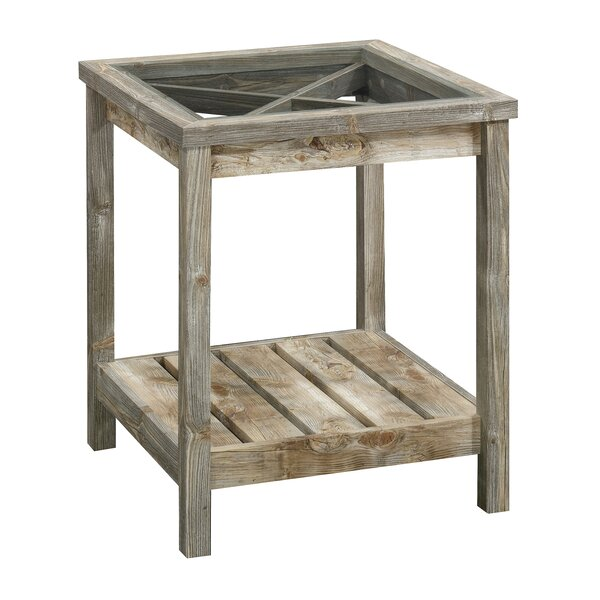 Duboce End Table By Highland Dunes