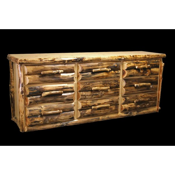 Amias 9 Drawer Dresser by Millwood Pines