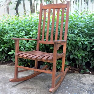 Outdoor Traditional Rocking Chair by Merry Products