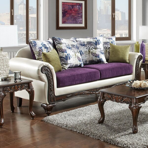 Dashing Style Olaf Sofa by Chelsea Home by Chelsea Home