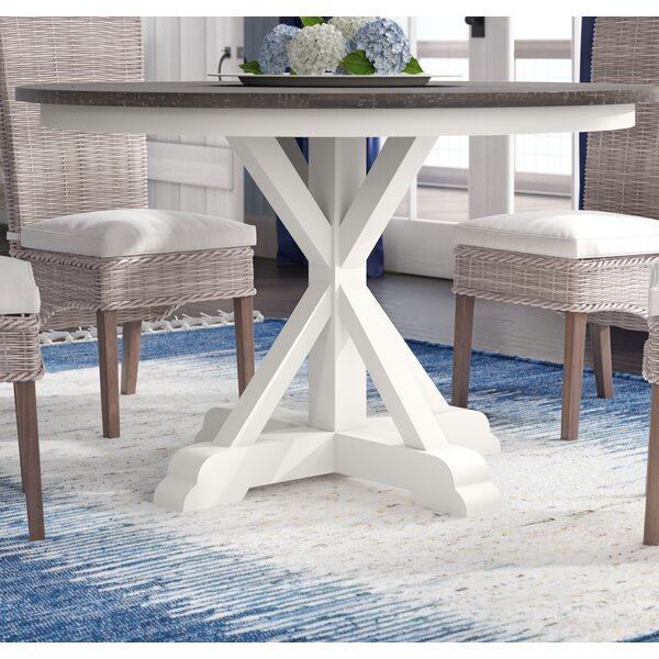 Mulford Dining Table by Beachcrest Home