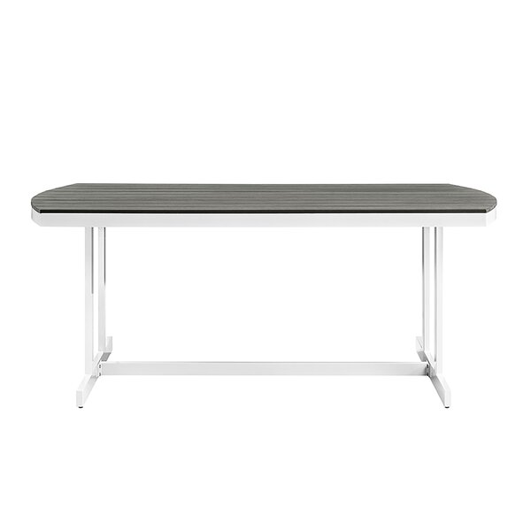 Coastal Patio Dining Table by Walker Edison
