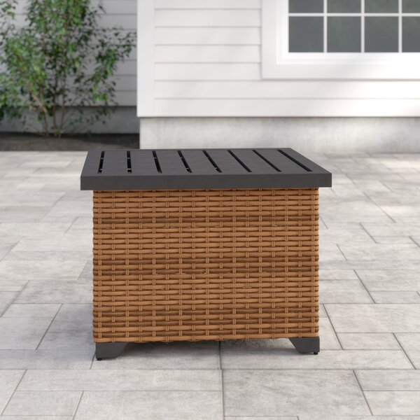 Waterbury Side Table by Sol 72 Outdoor