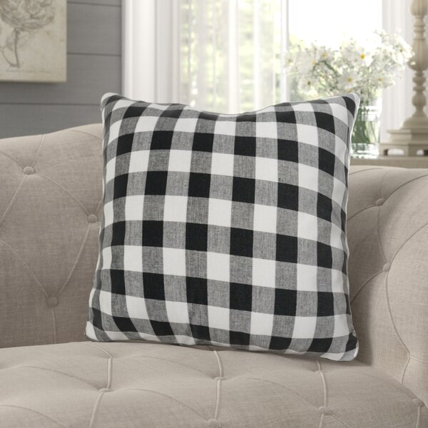 Barson Cotton Throw Pillow by Gracie Oaks
