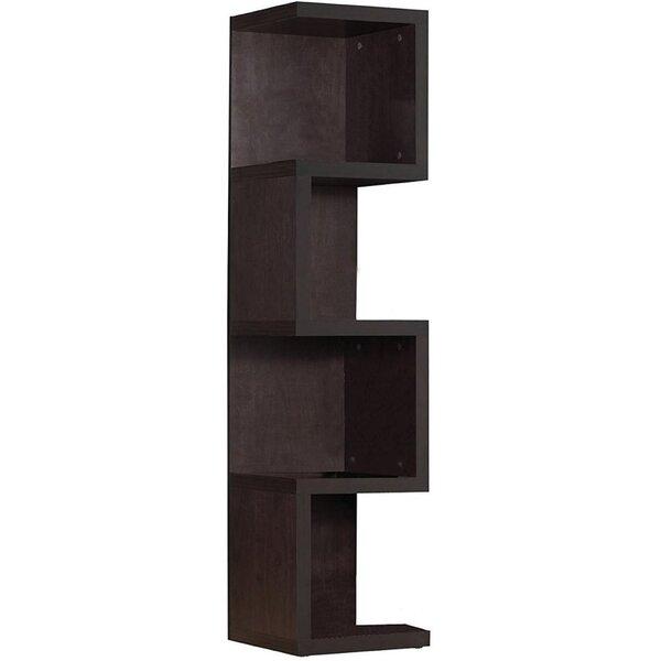 Rymer Geometric Bookcase By Union Rustic