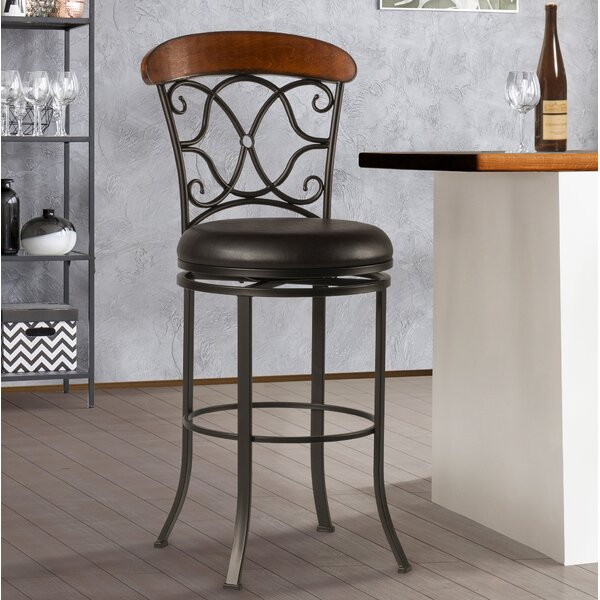 Dundee 30 Swivel Bar Stool by Hillsdale Furniture