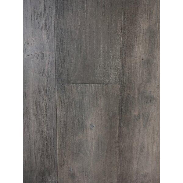 Glacier Betula 7.5 Engineered Hardwood Flooring in Windsor Gray by Dekorman