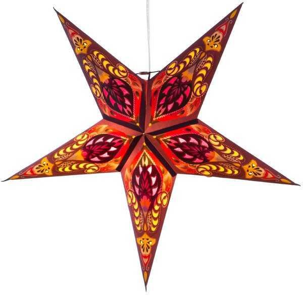Ganasha Paper Star Light by Hometown Evolution, Inc.