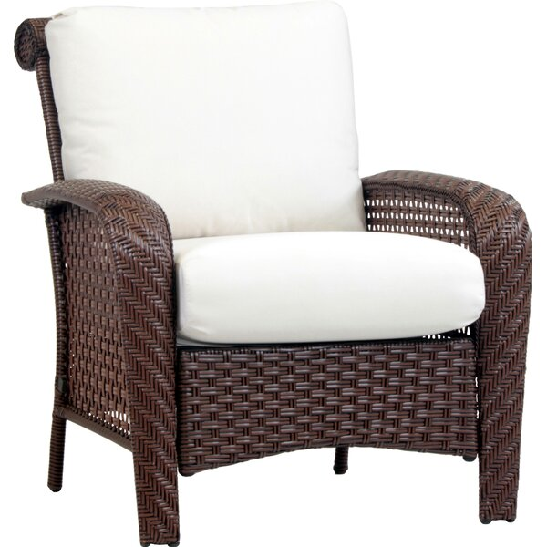 St Andrews Martinique Deep Seating Chair with Cushion by Bay Isle Home