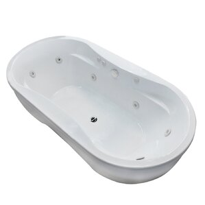 end drain freestanding tub. Spa Escapes Freestanding Tubs