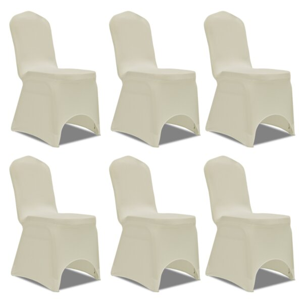 T-Cushion Dining Chair Slipcover (Set of 6) by Winston Porter