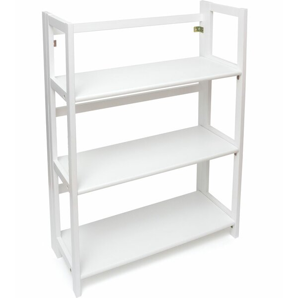 Nathan Folding Standard Bookcase by Andover Mills