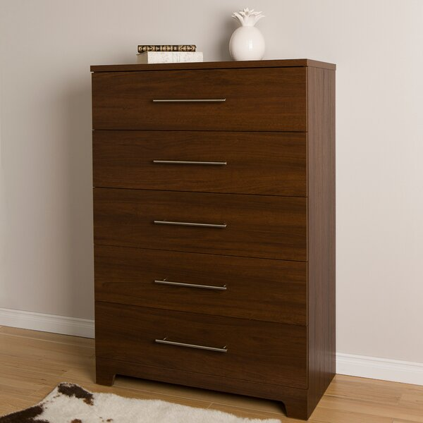 Primo 5 Drawer Chest by South Shore