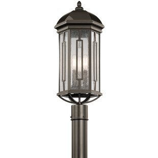Find for Sasakwa Outdoor 3-Light Post Light By Loon Peak