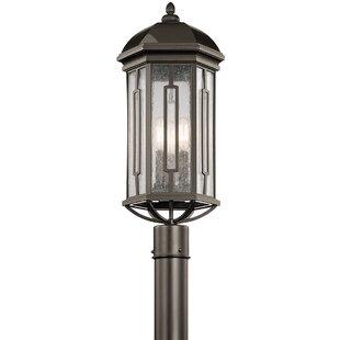 Order Sasakwa Outdoor 3-Light Post Light By Loon Peak