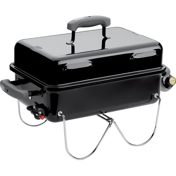 Go-Anywhere Portable Gas Grill by Weber