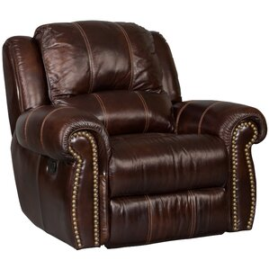 Leather Power Recliner by Hooker Furniture