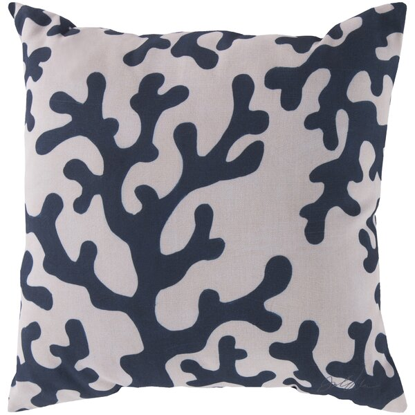 Graphic Polyester Throw Pillow by Birch Lane™