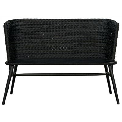 Curba Loveseat by Noir