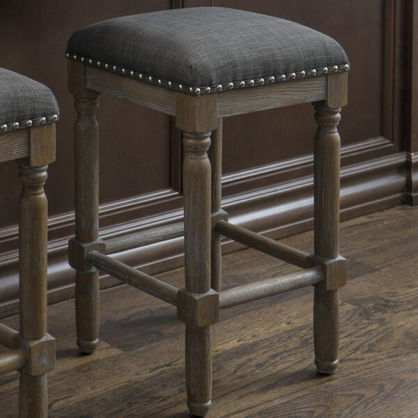Winston 26 Bar Stool by The Bella Collection