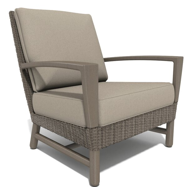 Hampton Patio Chair with Cushions by Winston