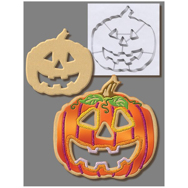 Pumpkin Cookie Cutter by R & M International Corp.