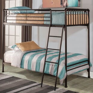 Best Reviews McTee Twin over Twin Standard Bunk Bed By Mack & Milo