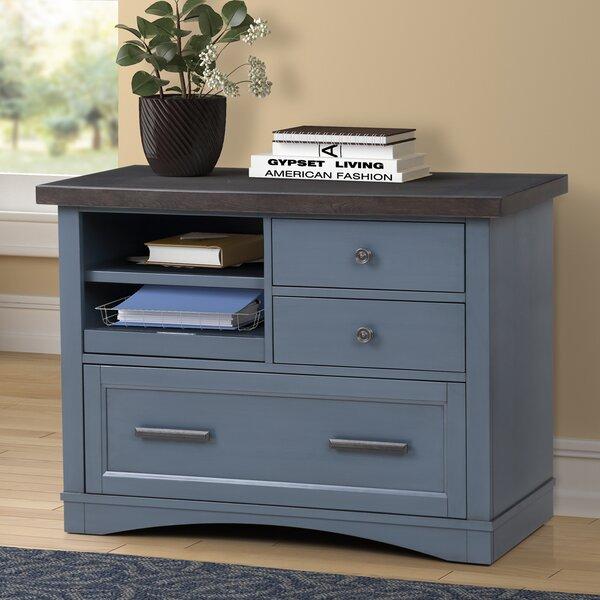 Sarita Functional File 3-Drawer Lateral Filing Cabinet