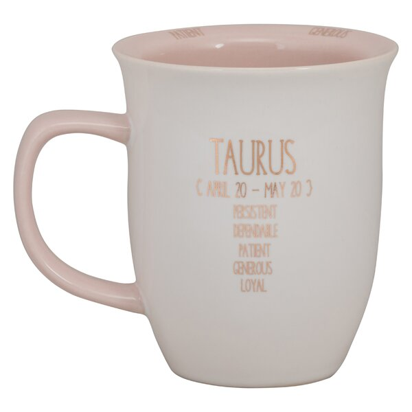Stodola Taurus Coffee Mug by Wrought Studio