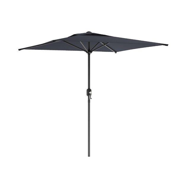 Crowborough 9' Square Market Umbrella By Freeport Park by Freeport Park Bargain
