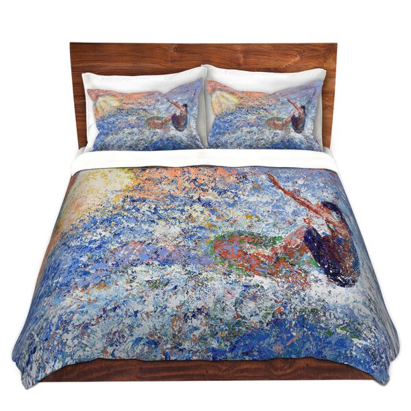 Touch The Sun Duvet Cover Set