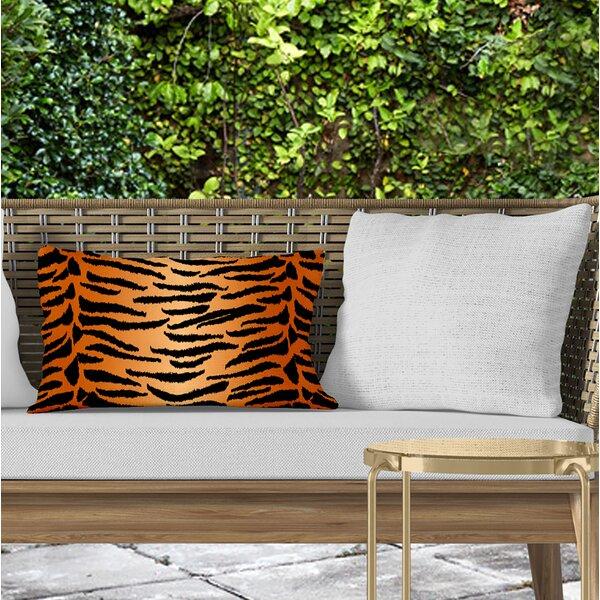Banducci Animal Print Lumbar Pillow