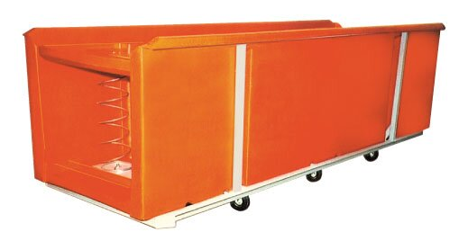 Sheet Feed Platform Truck by Maxi-Movers