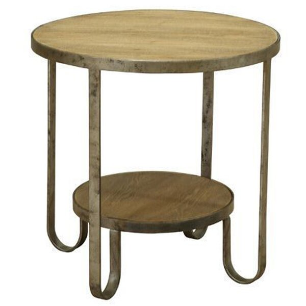 Barstow End Table by Armen Living
