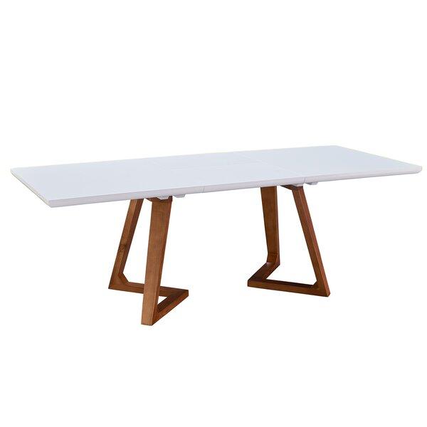 Lambert Extendable Dining Table by Orren Ellis