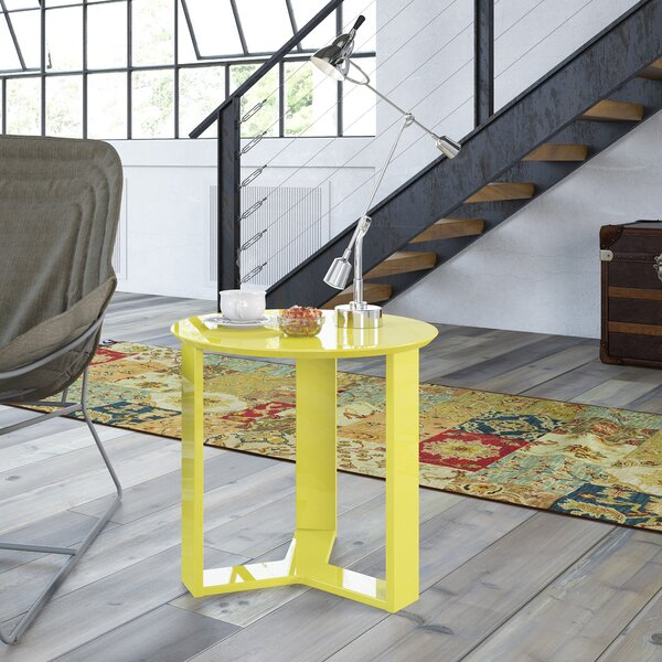 Emiliah End Table by Zipcode Design